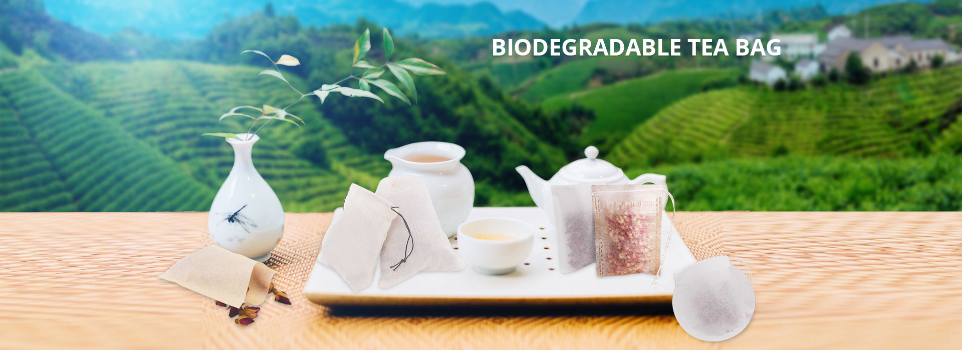 Biodegradable Tea Bag