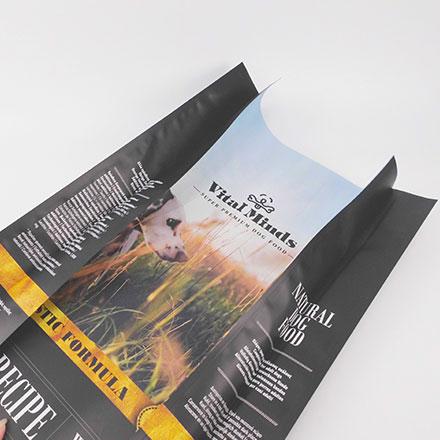 Custom Printed Plastic Packaging Bag
