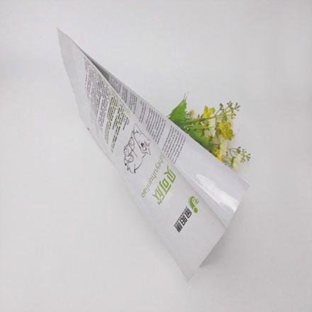 Pet Food Plastic Packaging Bag