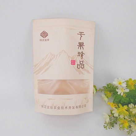 Biscuit Packaging Kraft Paper Bag / Paper Product