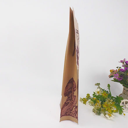 Eco Frindly Recycle High Quality Dessert Or Cake Paper Packaging Bag