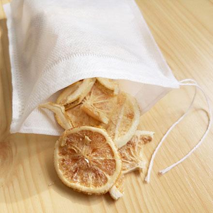 Non Woven Tea Bag With String