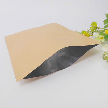 3 Sides Seal Bag Paper Bag